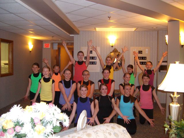 Performance at Royalton Woods in North Royalton