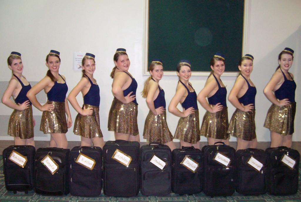 Route 42 Dance Academy Airline Attendents