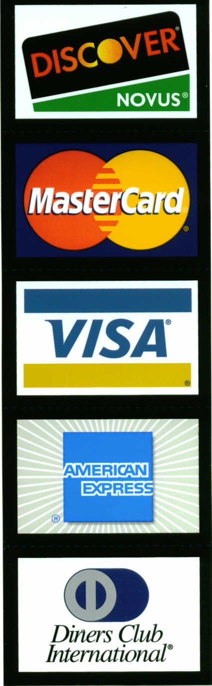 Our Dance Studio Takes Credit Cards for your convenience!
